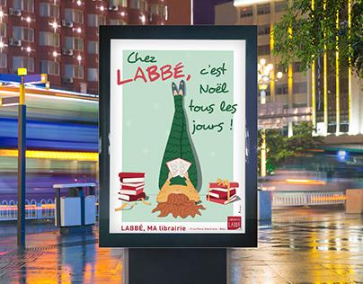 Librairie Labbé | Corporate et Publicité