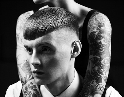 HAIRSTYLE FOR MEN // RUSSIAN HAIRDRESSING AWARDS