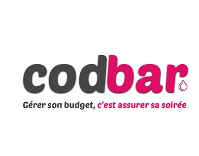Logo CODBAR