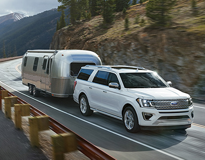 2018 Ford Expedition - CGI