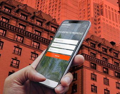 Diseño web, Concretar Negocios inmobiliarios