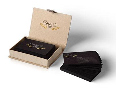 Union Bake: Logo, Packaging & Stationery Design