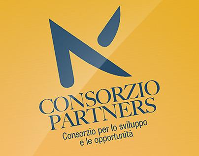 Consorzio Partners - Brand Identity