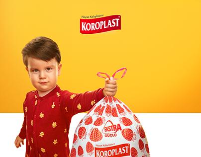 Koroplast Çocuklar Bile Bilir Web Page