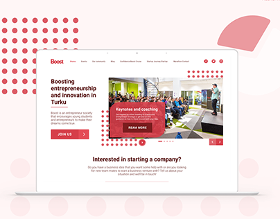 Web Design: Boost Turku