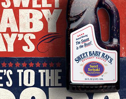 Sweet Baby Ray's Rebranding