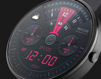 WatchFace for SmartWatch