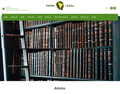First Legal Online Directory of Bangladesh - Thinklegal