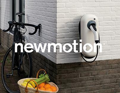 NewMotion :: New UX & UI
