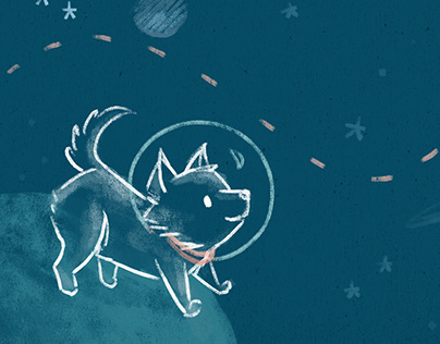 Space Dog | OOLY Video
