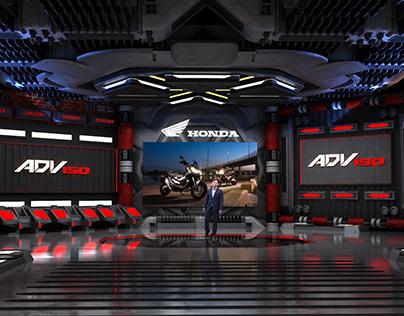 Honda Wings ADV Virtual Launching