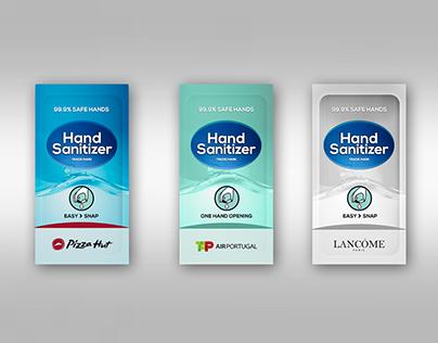 Concept Design / Hand Sanitizer Brand / Patent Design