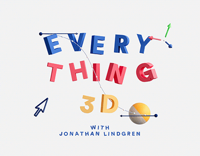 Everything 3D - Course Launch