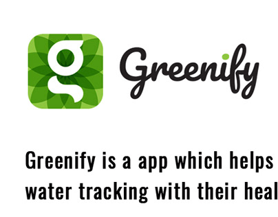 Greenify - Case Study