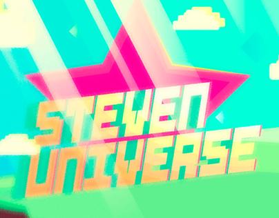 STEVEN UNIVERSE / FAN ART