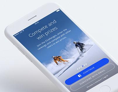 Skitude App