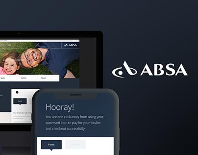 ABSA Lending Concept