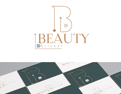 imagen corporativa Beauty Delivery branding