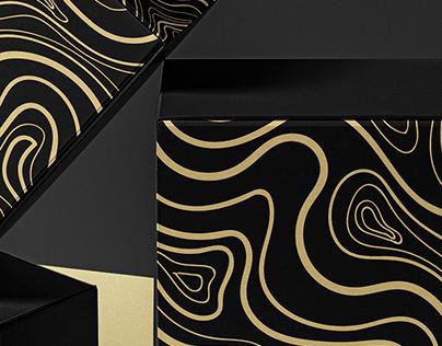 Eclairs packaging design