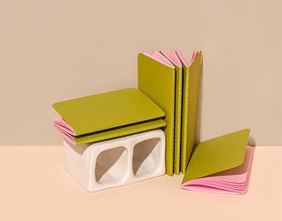 Saddle Sewn Notebooks