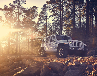 Jeep Wrangler Trip