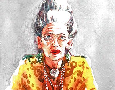 madame D.