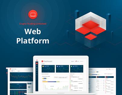 CryptoCurrency Exchange Web Platform - Blocktrade
