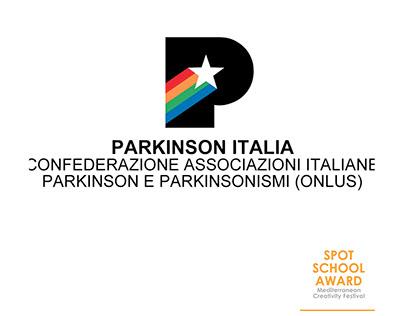 Parkinson Italia - Spot School Award Silver