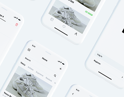 TheMarket App Concept