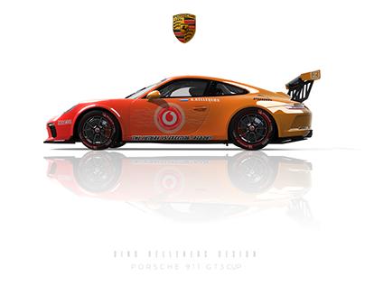 Porsche 911 GT3 Concept Livery - Vodafone & Ziggo