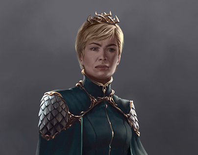 Game of Thrones - Characters redesign