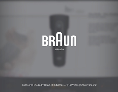 Braun Website Configurator