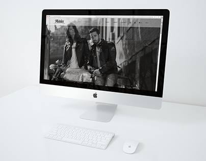 Motolux Ecommerce Web Design