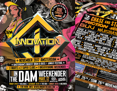 INNOVATION IN THE DAM 2017