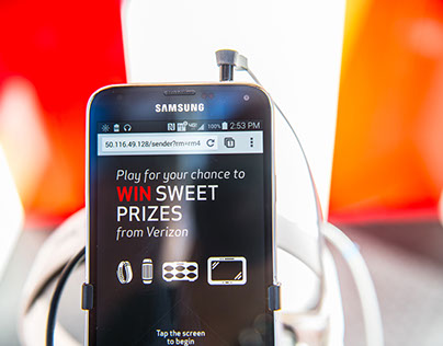 Verizon – Amplify your game