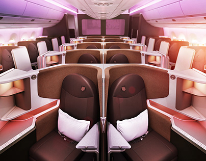 Virgin Atlantic   Retouch