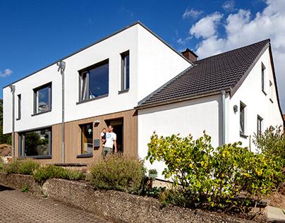 Zeppelinstreet House by UIU Studio Germany