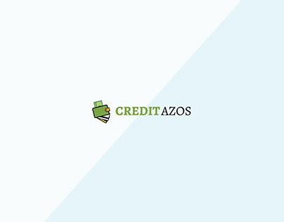 Credit Azos Logo & Branding