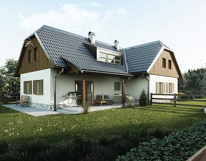 Cottage, Czech