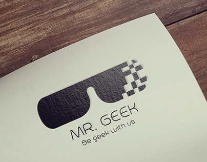 Mr. Geek Logo
