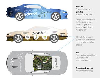 Automobile Branding - Concept