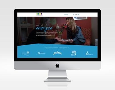 Dynamic Wellness - Website Redesign