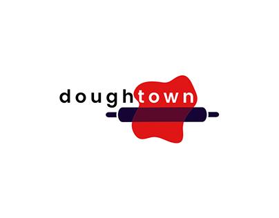 Doughtown logo
