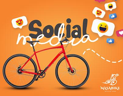Masa Bike Social Media