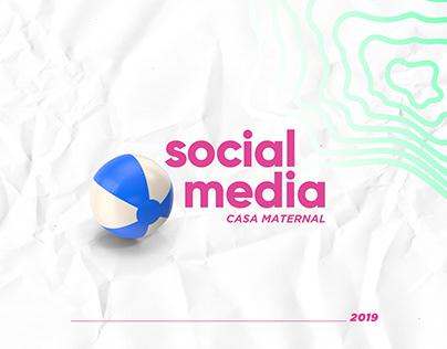 SOCIAL MEDIA | Colônia de Férias