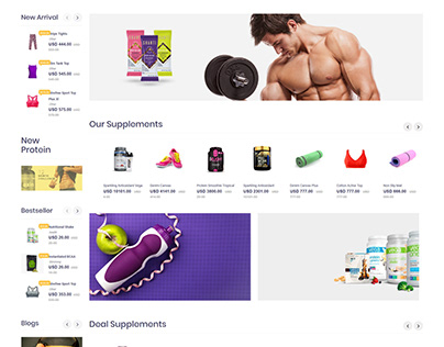 Vaxinx – script Fitness Nutrition and Supplements Store