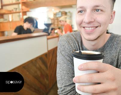 Sip & Savor Coffee Lid