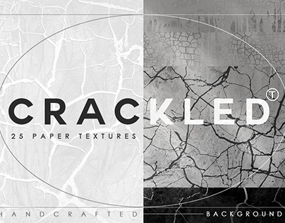 Crackled Paper Textures
