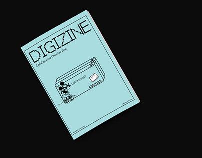 Digizine Collaborative Zine
