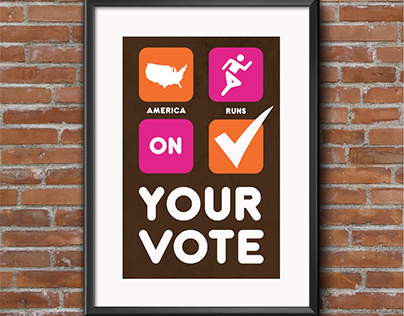 Influential Voting Poster